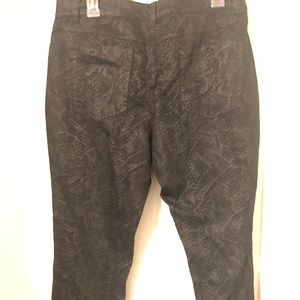 Inc International Concepts snakeskin print Pants